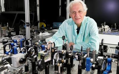 2018 Nobel Prize in Physics Conference Professor Gérard Mourou